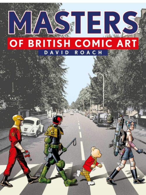 masters of british comics