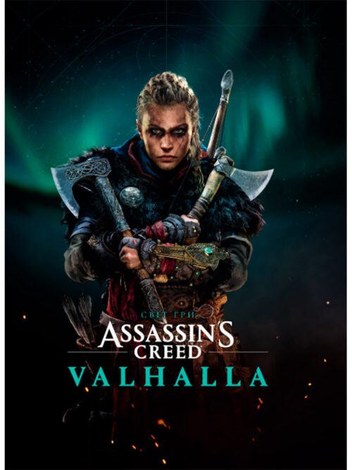 Світ гри Assassin's Creed Valhalla