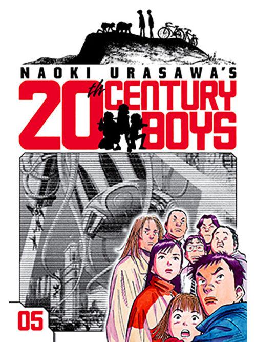 20th Century Boys, Vol. 5