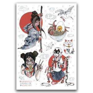 stickerpack-japan-kuts