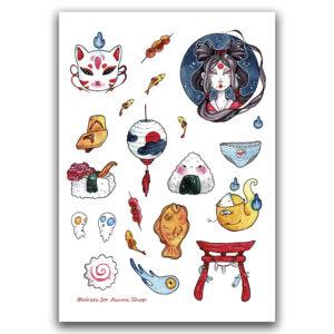 stickerpack-japan-wrzes