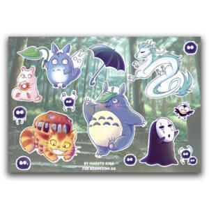 stickerpack-mako-ghibli
